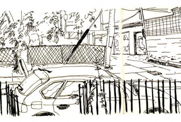 Front Porch - SketchBook - Romain Laforet