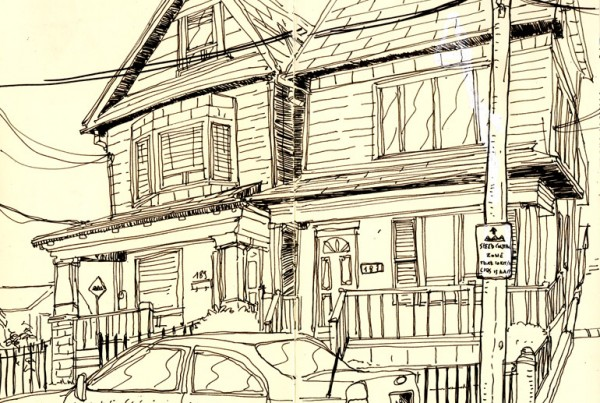 House 189 - SketchBook - Romain Laforet