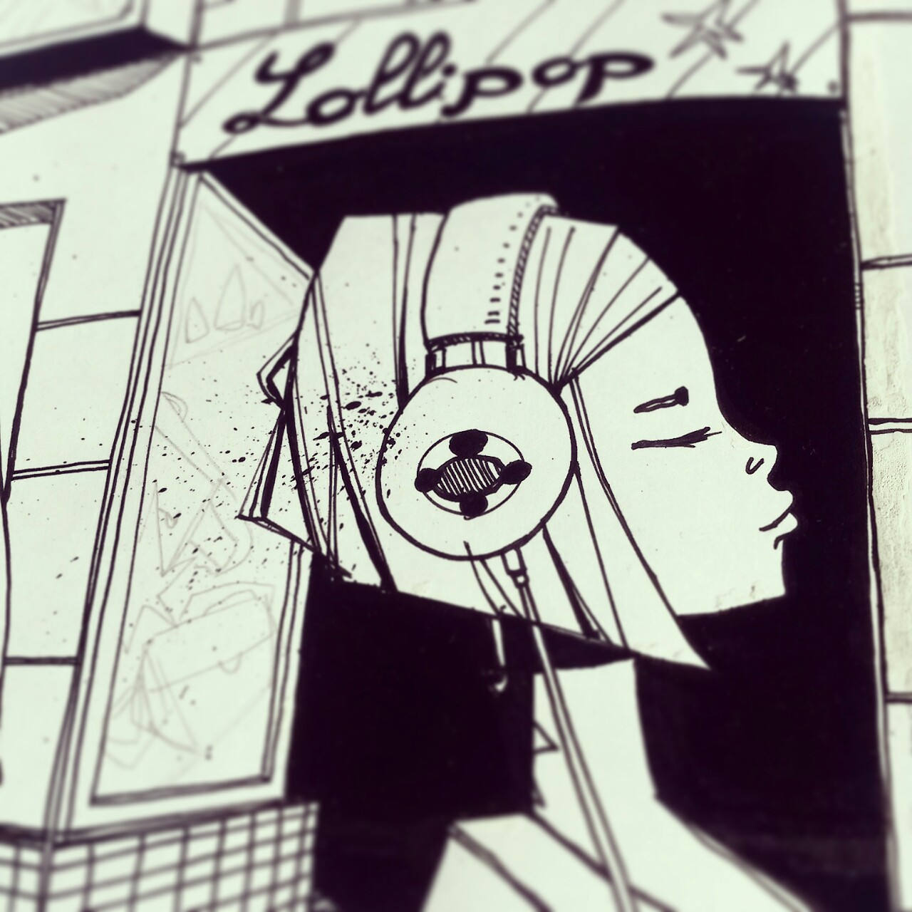 lollipop wip romain laforet