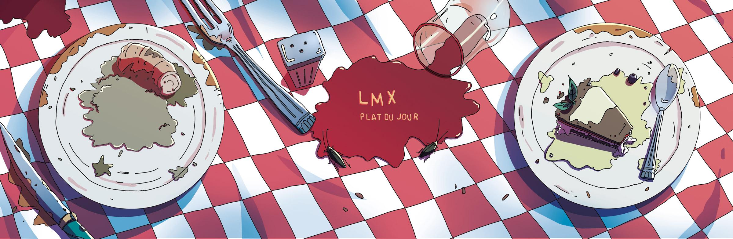 lmx - plat du jour - inside - romain laforet