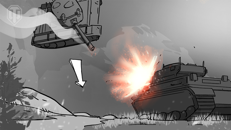 story board Crazy moment - Romain Laforet